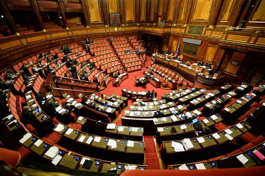 Ac 4368 riforma del processo penale il testo for Parlamento camera dei deputati
