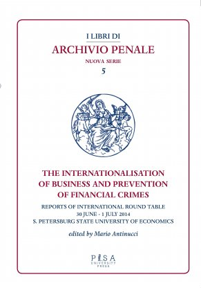 The Internationalisation of Business and Prevention of Financial Crimes